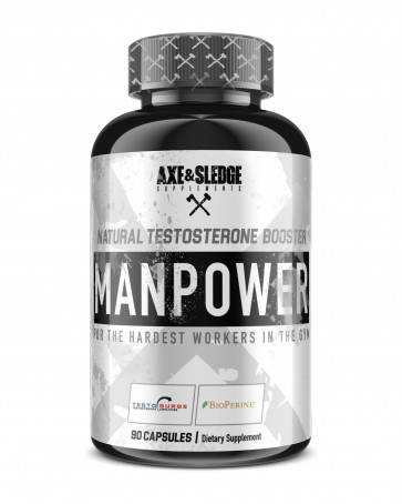 Manpower 90 Caps