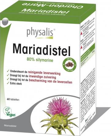 Mariadistel 60 tabs