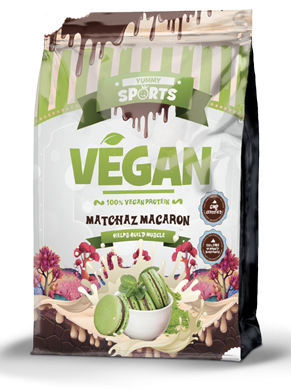 Yummy Sports Vegan 33 Servings