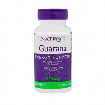 Guarana 200mg (90 )