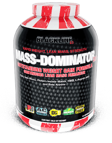 Blackline 2.0 MASS-DOMINATOR 3628g