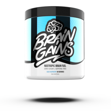 Brain Gains - Nootropic Brain Fuel