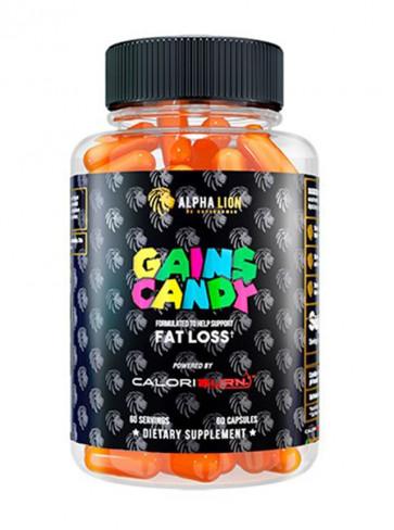 Alpha Lion Gains Candy - Caloriburn