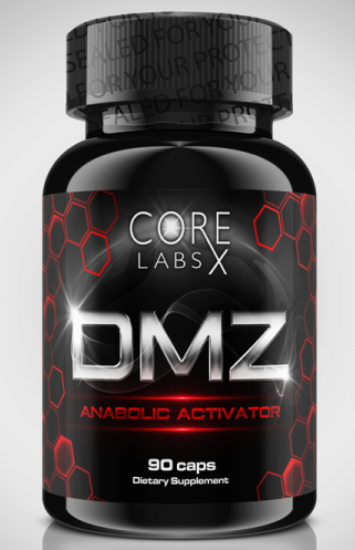 Core Labs Dmz 10mg 90 caps
