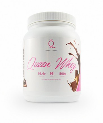 Gymqueen Queen Whey 500g
