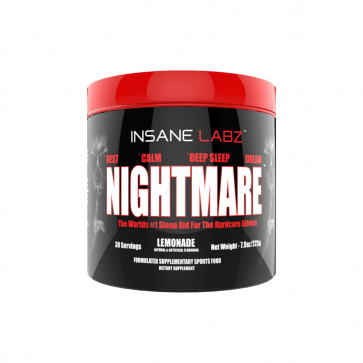 Insane Labz Nightmare 225g-Lemonade