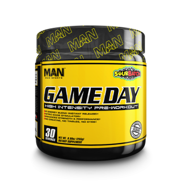 Man Sports Game Day 30 Servings
