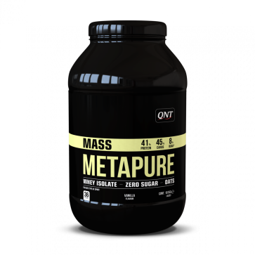 QNT Metapure Whey Protein Isolate GAINER 1815 g