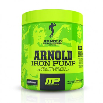 Muscle Pharm Arnold Iron Pump 180g