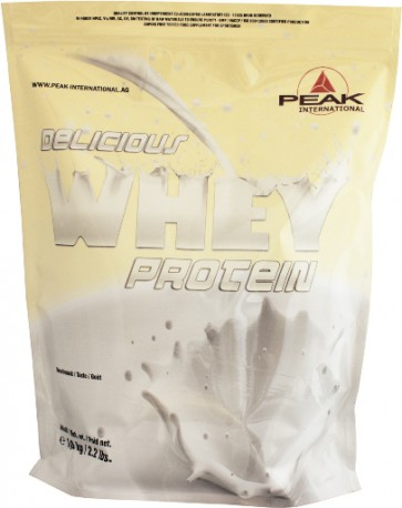 Peak Delicious Muscle Whey Protein - 1kg