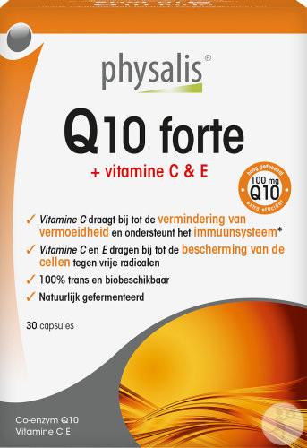 Physalis Q10 Forte 30 Caps