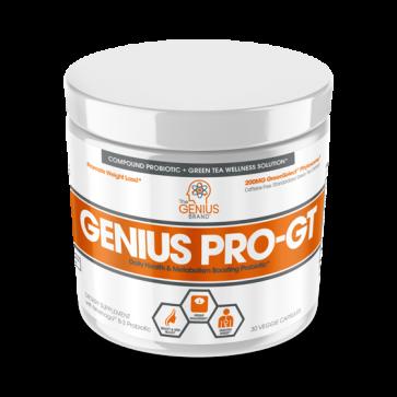The Genius Brand Genius Pro-GT 30 Veggie Caps