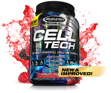 Muscletech  Cell-Tech 1400 Gr