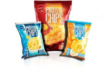 Quest Nutrition Protein Chips 8x32g