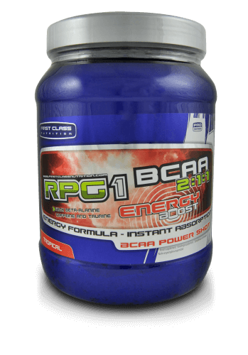 RPG1 Energy Bcaa 2:1:1 400g