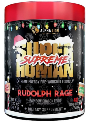 Alpha Lion Superhuman Supreme *Limited Edition-Rudolf Rage*