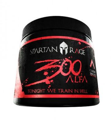 """Spartan Rage - """"300"""" ALFA - Booster, 250g"""