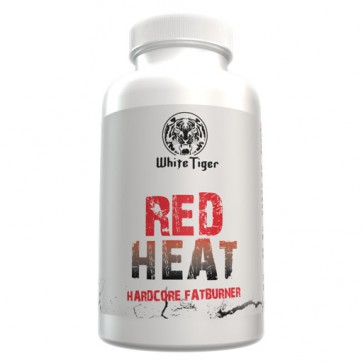 White Tiger - Red Heat Hardcore Fatburner 30 caps
