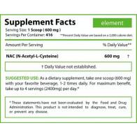 Revange Nutrition - Nac 250 gr