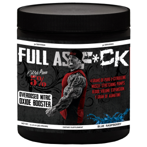 RICH PIANA 5% NUTRITION FULL AS F*CK 360G 30 Serv  US