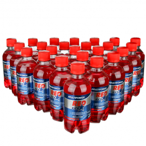 Multipower Red Kick - 24x 330ml / Carbonated