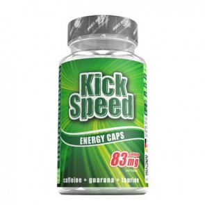 Best Body Kick Speed Energy 60 Caps