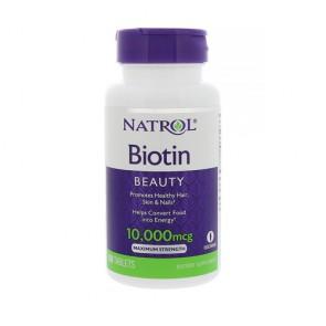 Biotin 10000mcg (100)