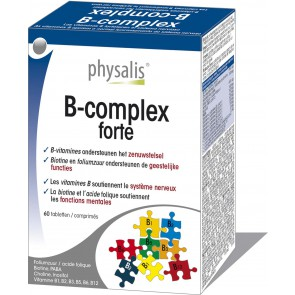 B-complex forte 60 tabs