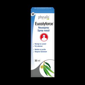 Physalis eucalyforce neusspray 30 ml