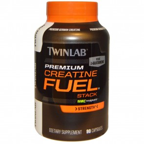 Twinlab Creatine Fuel Stack 90 caps