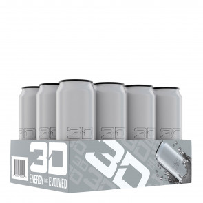 3D Energy Drink 24 x473ml Chroom