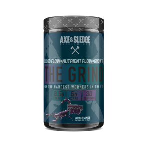 THE GRIND // EAAs + Hydration 480 Gr