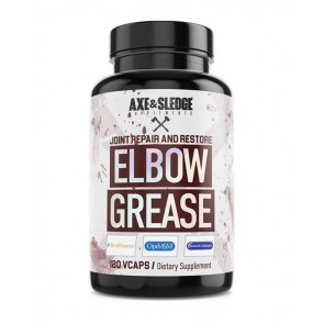 Axe & Sledge – Elbow Grease 120 Cap
