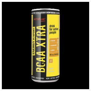 Activlab BCAA Xtra drink + Caffeine (24*250ml)