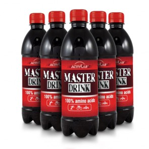 Activlab Master Drink Orange (12x500ml)