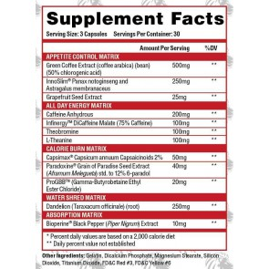 Alpha Lion Cheetah Burn Stack