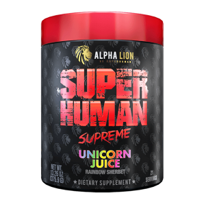 Alpha Lion SuperHuman Supreme 375 gr