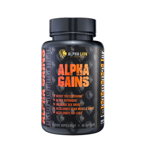 Alpha Lion Alpha Gains 60 caps