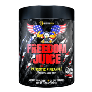 Alpha Lion Superhuman Freedom Juice 375 gr