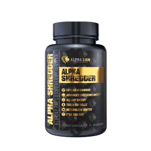 Alpha Lion Alpha Shredder (30 Servings)