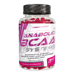 ANABOLISCH BCAA-SYSTEEM 300 Tabs