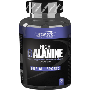 BETA-ALANINE 120 CAPS