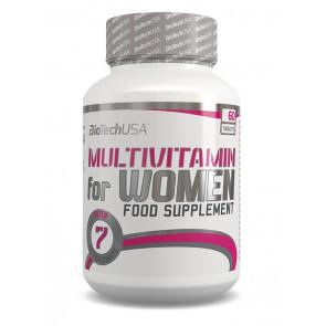 BioTech Multivitamin für Frau 60 Tabl.