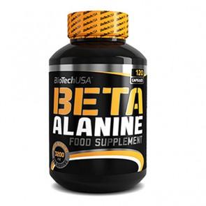BioTech Beta Alanine 120 Kapsel