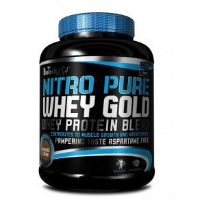 BioTech Nitro Pure Whey 2270g Dose