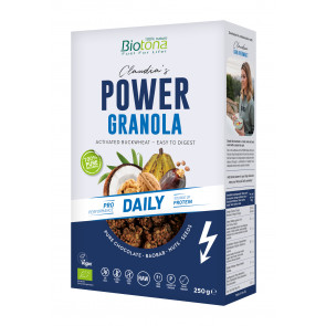 POWER GRANOLA Daily 250 gr