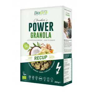 POWER GRANOLA RECUP 250 gr