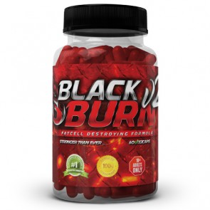 Black Burn Fatburn Matrix - 60 Kapsel