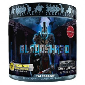 Bloodshr3d Black Magic Edition 30 Servings