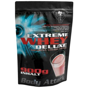 Body Attack Extreme Whey Deluxe 900g